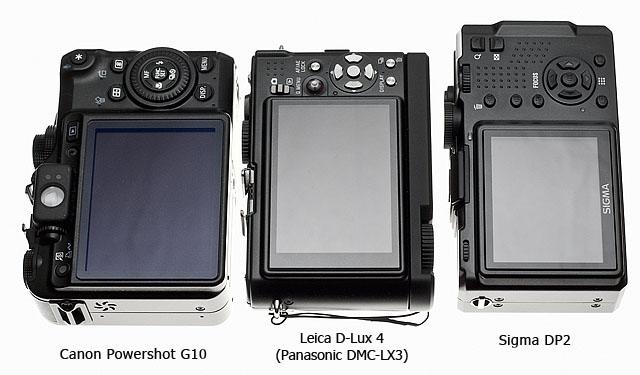 Camera Rears