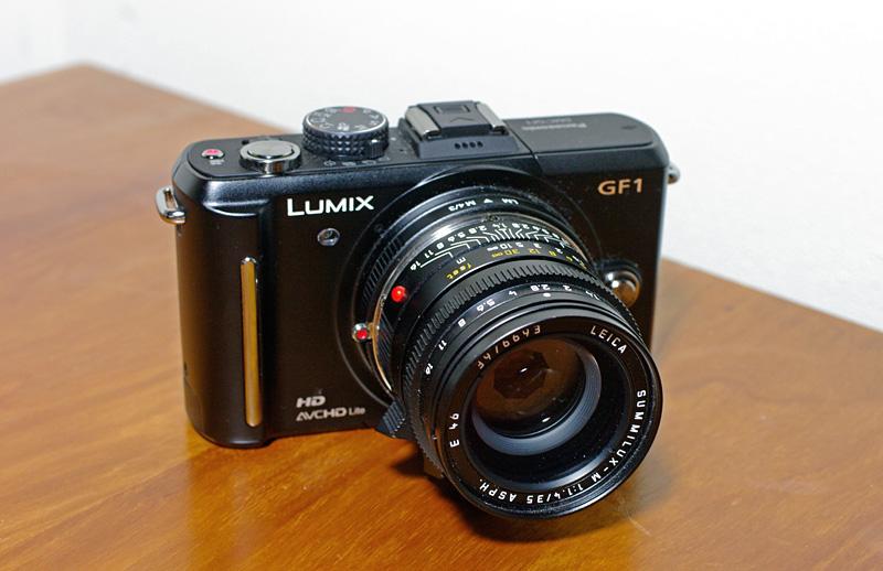 Gf1+leicasummilux