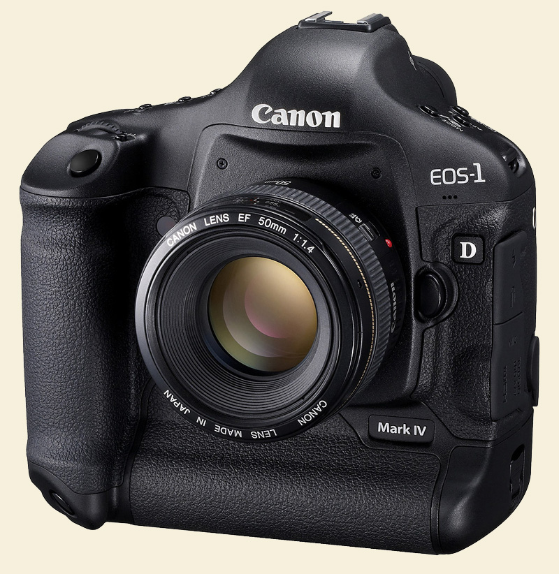 Canon 1D Mark 4 - Discover Why This Camera is the Best on the Market Right Now