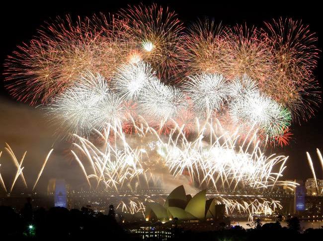 Sydneyfireworks