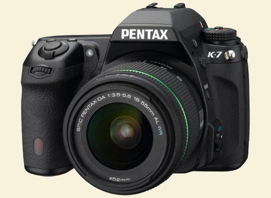 Pentax-k7