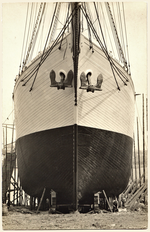Boat in Drydock RPPC