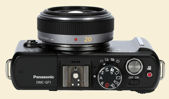 PanasonicGF1top