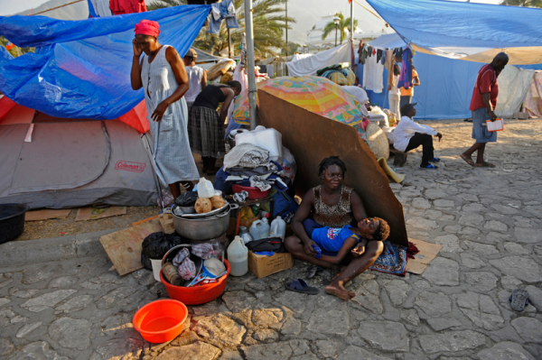 why was the haiti earthquake so deadly essay Haiti earthquake caused by sliding of earth's plates  but the devastating quake  was not unusual in that it was caused by the same forces  so everyone in port- au-prince is basically within 30 to 40 km [18 to 25 miles] of the.