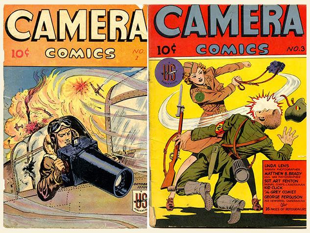 Cameracomics