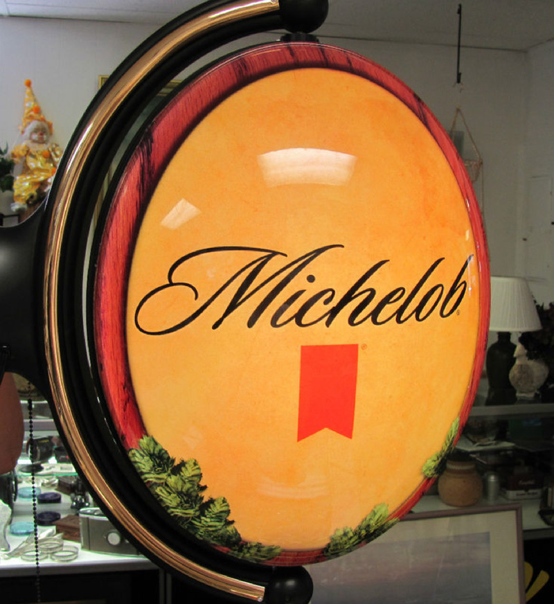 Michelobsign