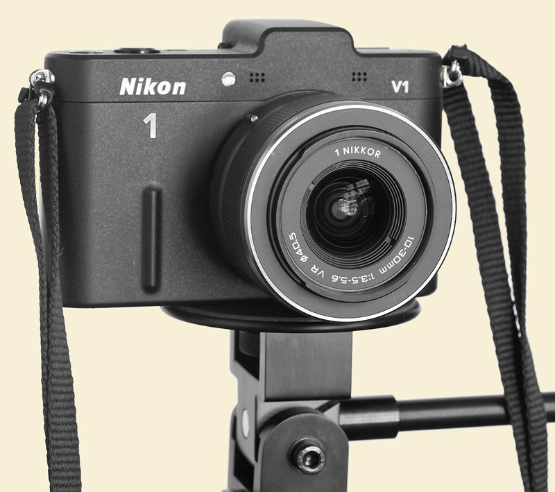 Nikon V1 kirk tuck