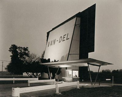 Carl Weese's Drive-In Project