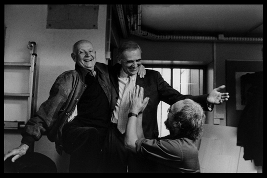 016_Henri Cartier-Bresson, Voya Mitrovic, Josef Koudelka