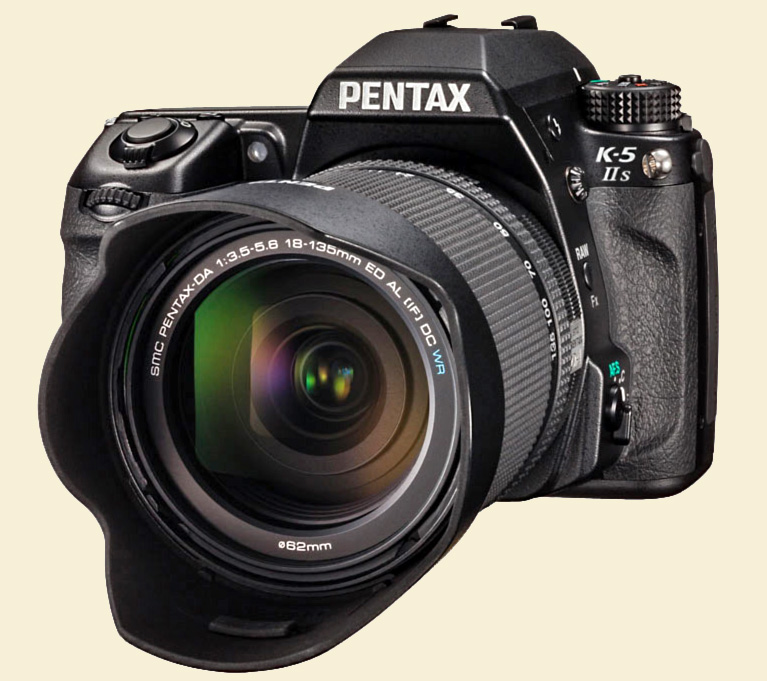 Pentaxk5iis