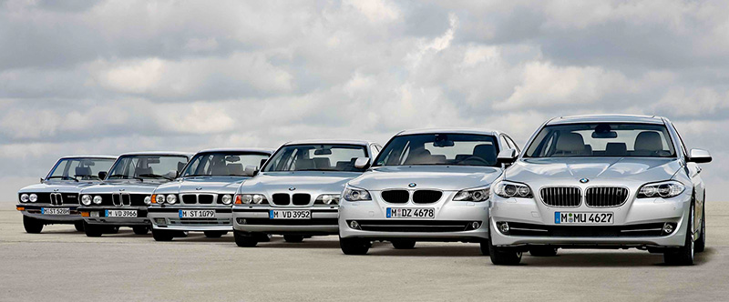 Bmw-evolution