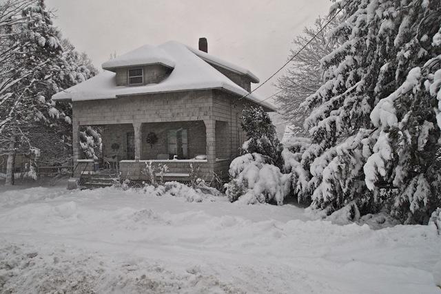 Maine bungalow 2012