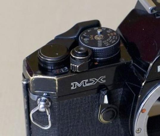 Pentaxmx-3
