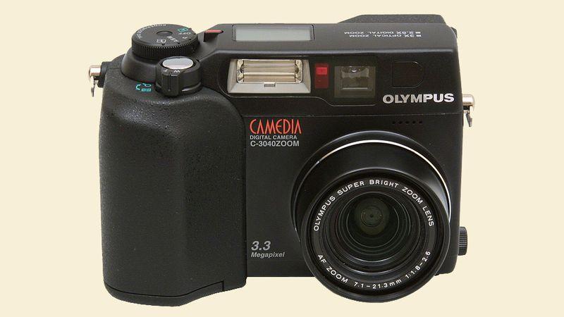 Olympusc3040z