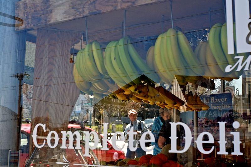 Bananas on Elm Street