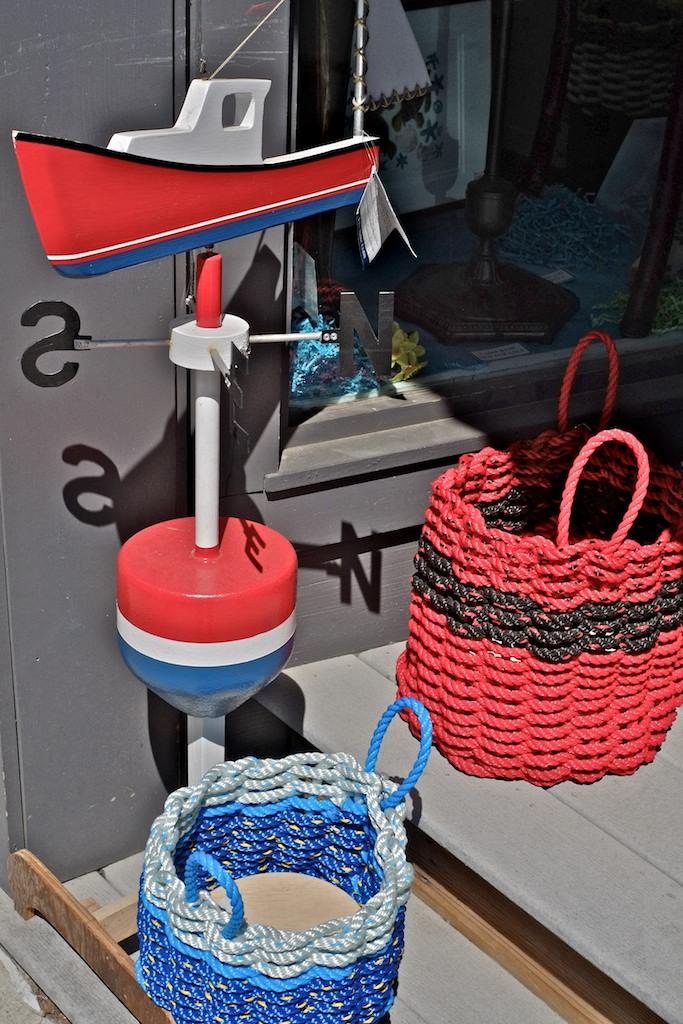 Outlawed Lobster Rope Baskets