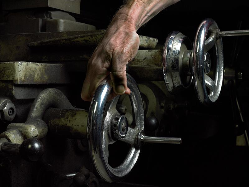 Wheel & Hand TOP