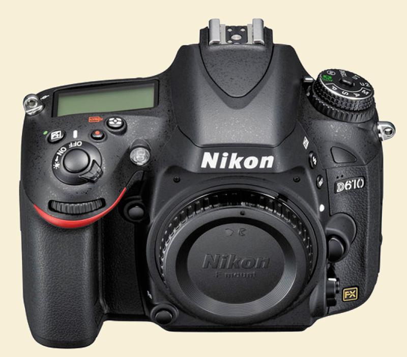 Nikond610