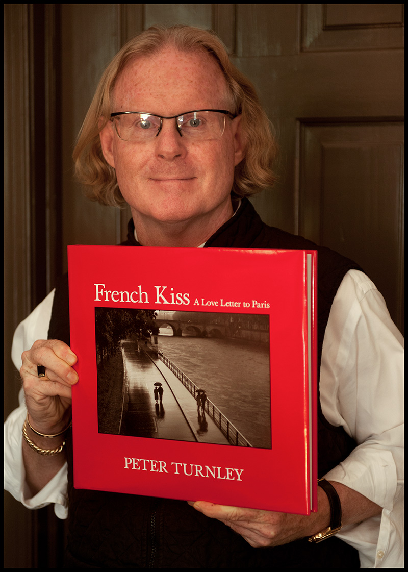 Peter with his Book