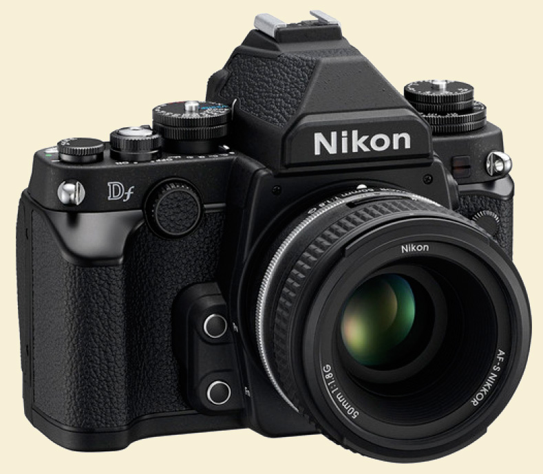The Online Photographer: Nikon Df: a D610 With Dials?