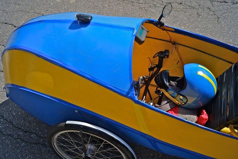 Experimental Pedalpower