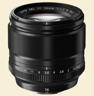 Fuji56mm