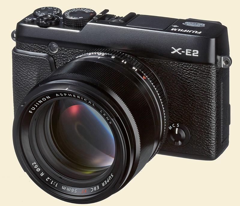 Fuji56mm+Xe2