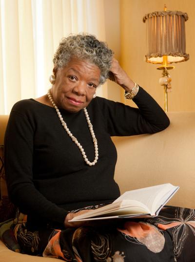 Ken Bennett - Maya Angelou