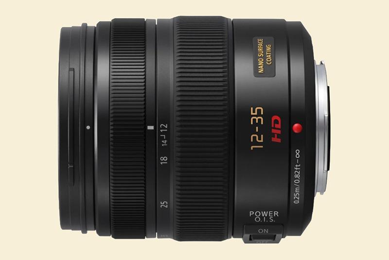 Panasonic12-35mm