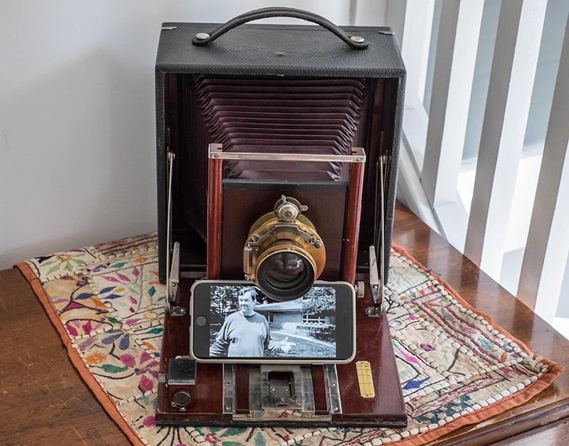 Camera-technology