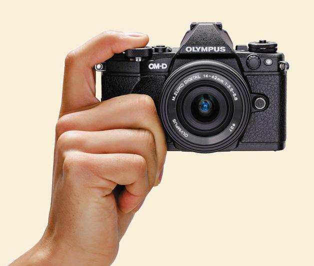 Olympus-e-m5-ii