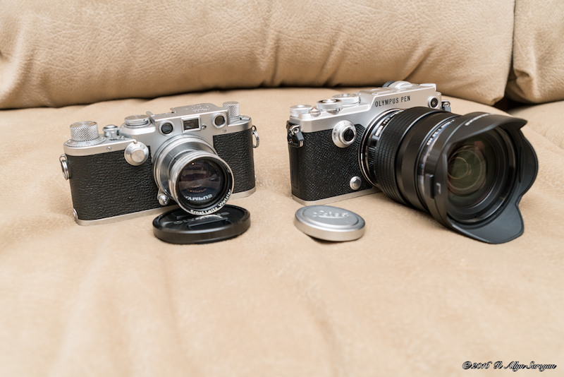Leica & Olympous 2