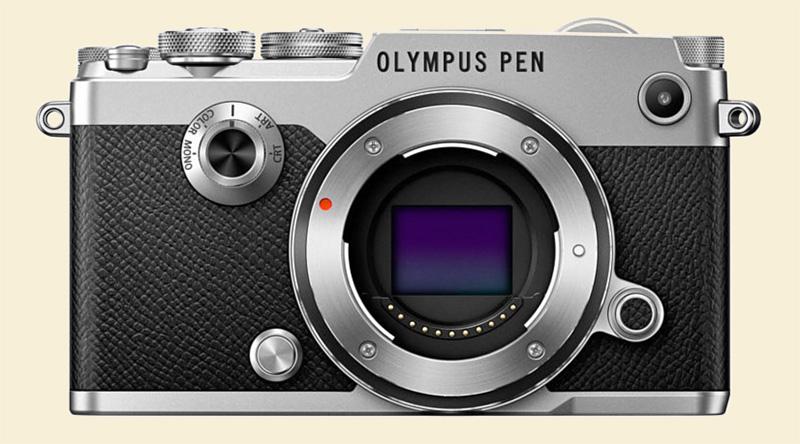 Olympus Pen F-2