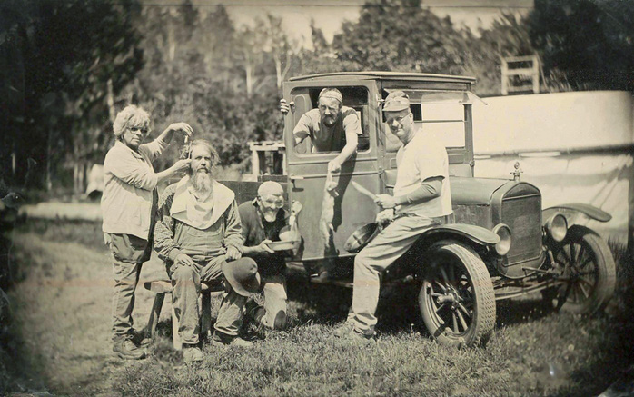 Tintype workshop