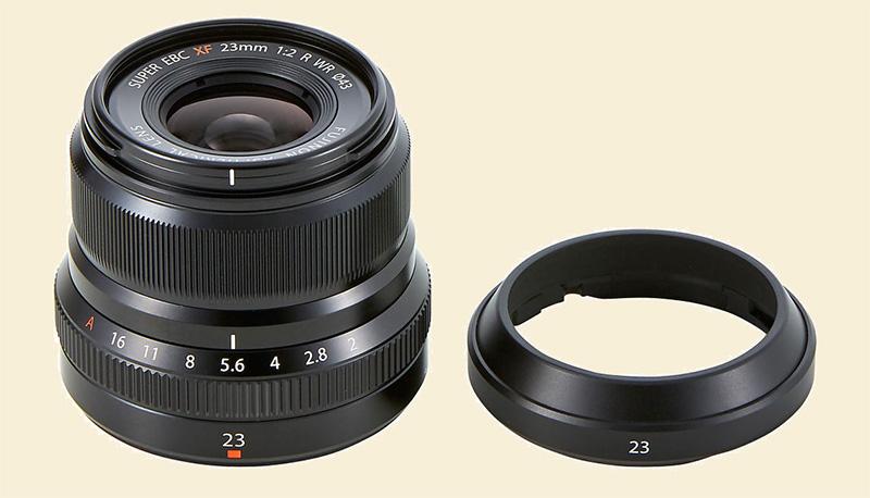 Fuji 23mm f2