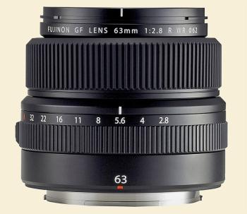 Fuji 63mm