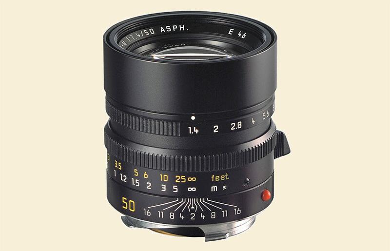 Leica 50mm Summilux-M ASPH