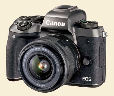 Canon EOS M5-2