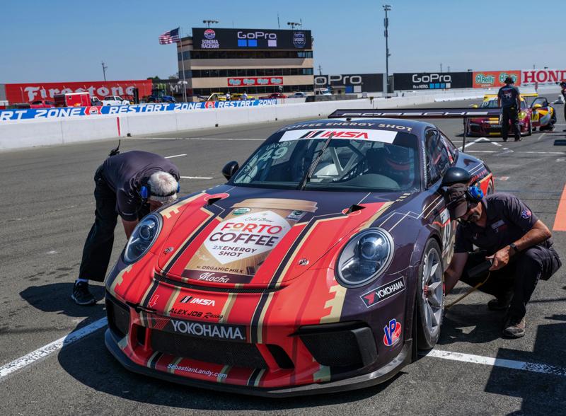 03 Alex Job Porsche 800
