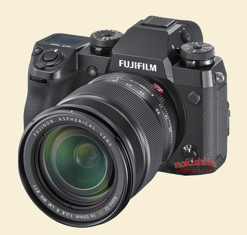 Fuji X-H1