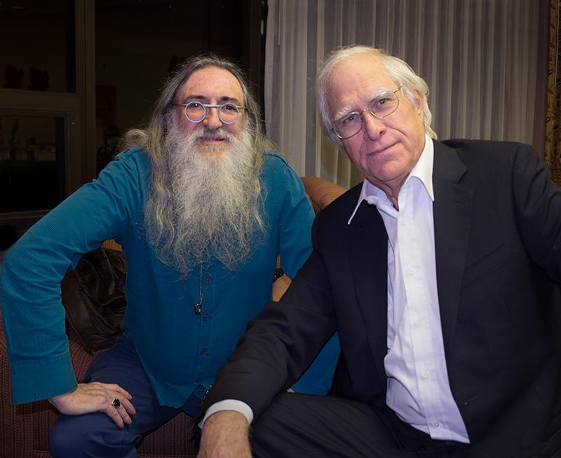 Ctein & John Camp