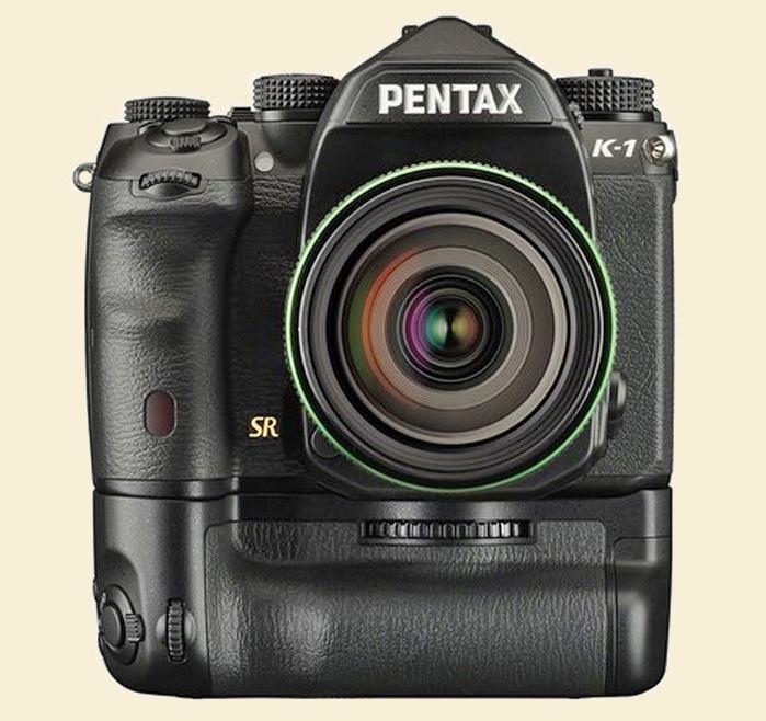Pentax K-1 2