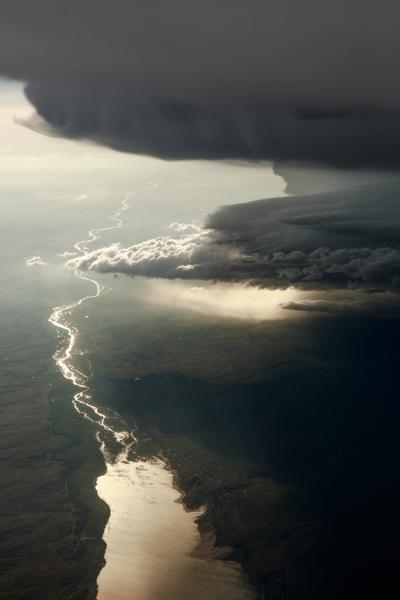 Nebraska Platte River T-Storms 800