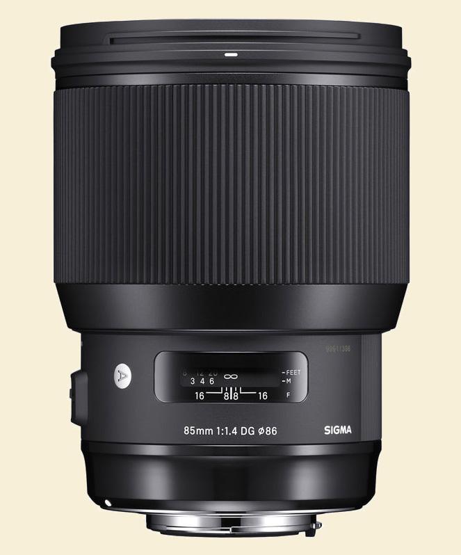 Sigma 85mm ART