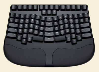 Truly-Ergonomic-Mechanical-Keyboard