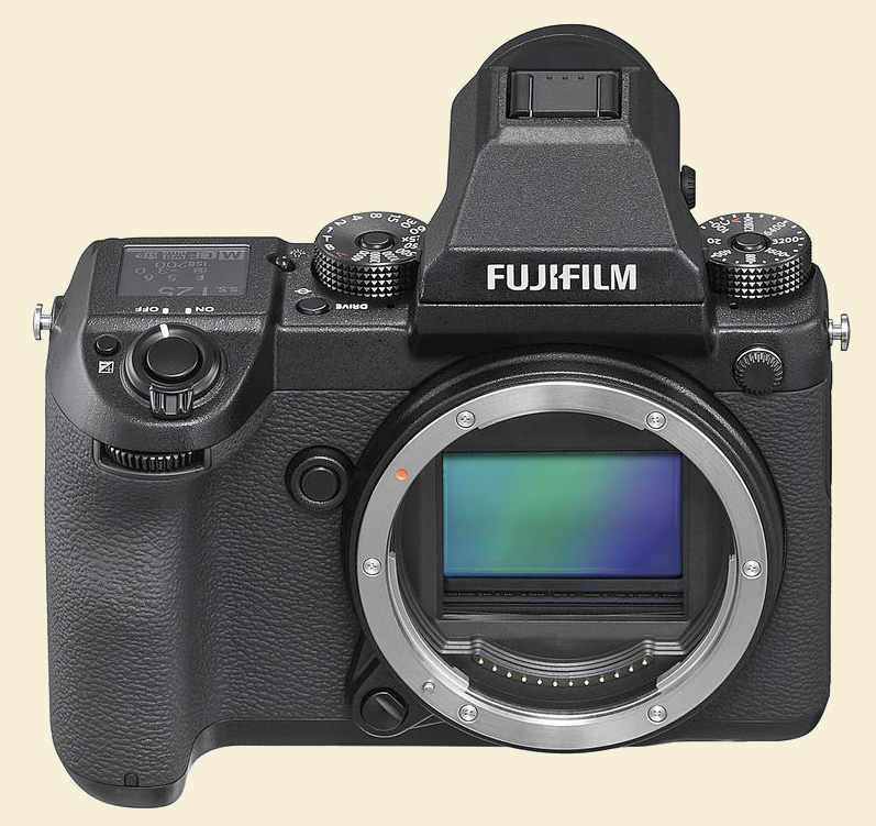 Fuji 50S