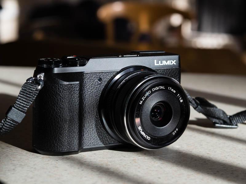 GX-85 Product Shot