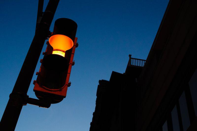 Lewis traffic light