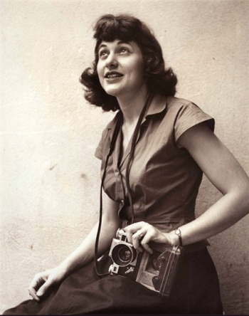 Ruth orkin self portrait