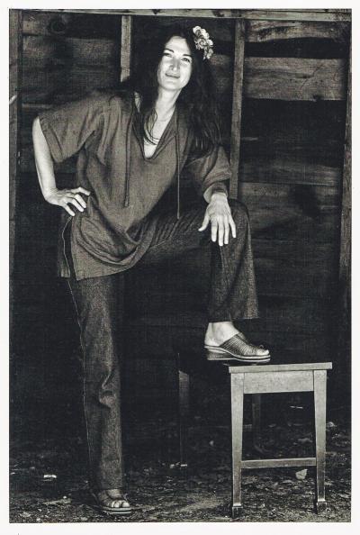 1976 Judy Dater print by Ernst L. Wehausen